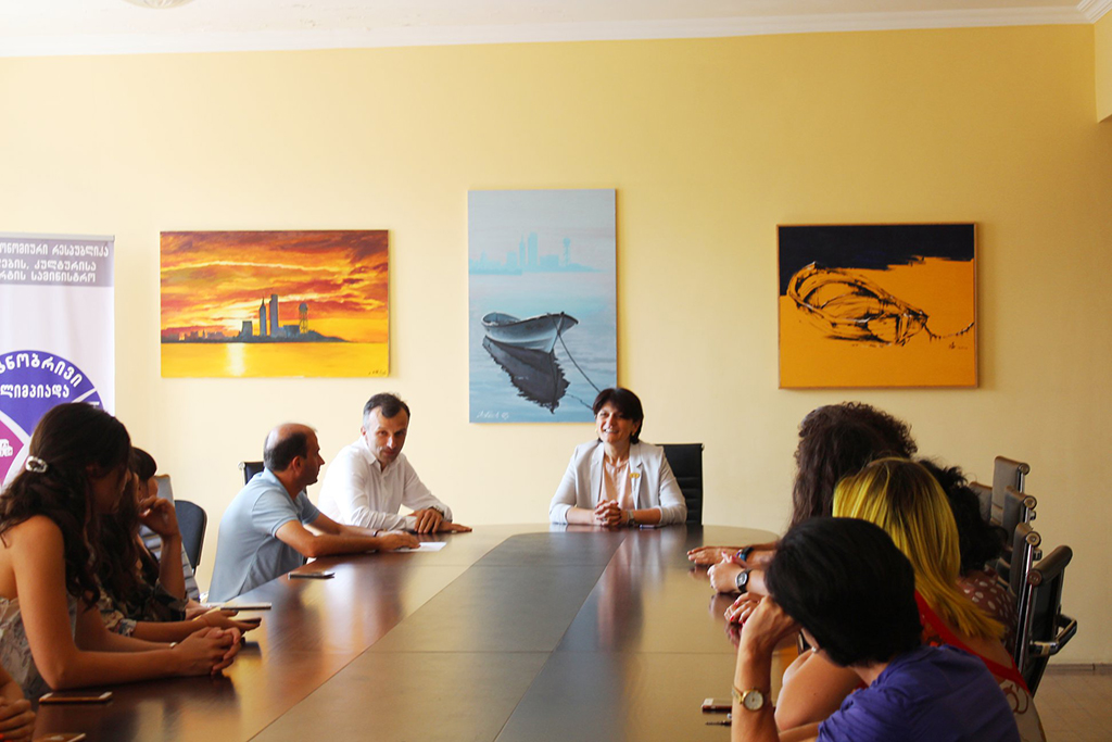 Zaur Akhvlediani – New Head of  the Agency