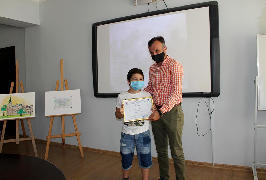 Определены победители конкурса «Нарисуй историю»