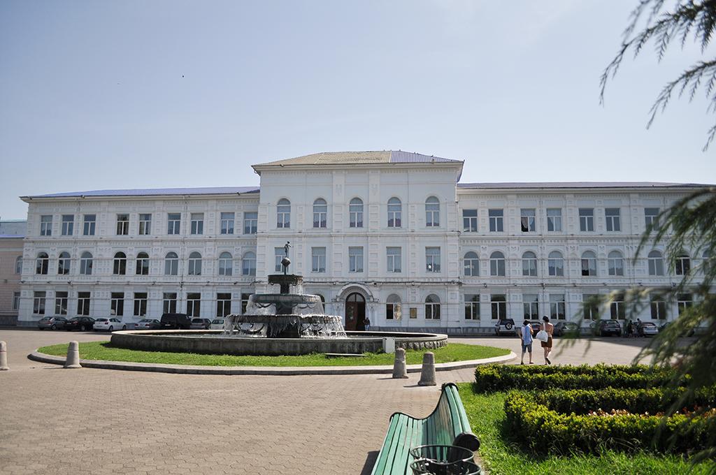ბათუმის შოთა რუსთაველის სახელობის სახელმწიფო უნივერსიტეტი (EN)