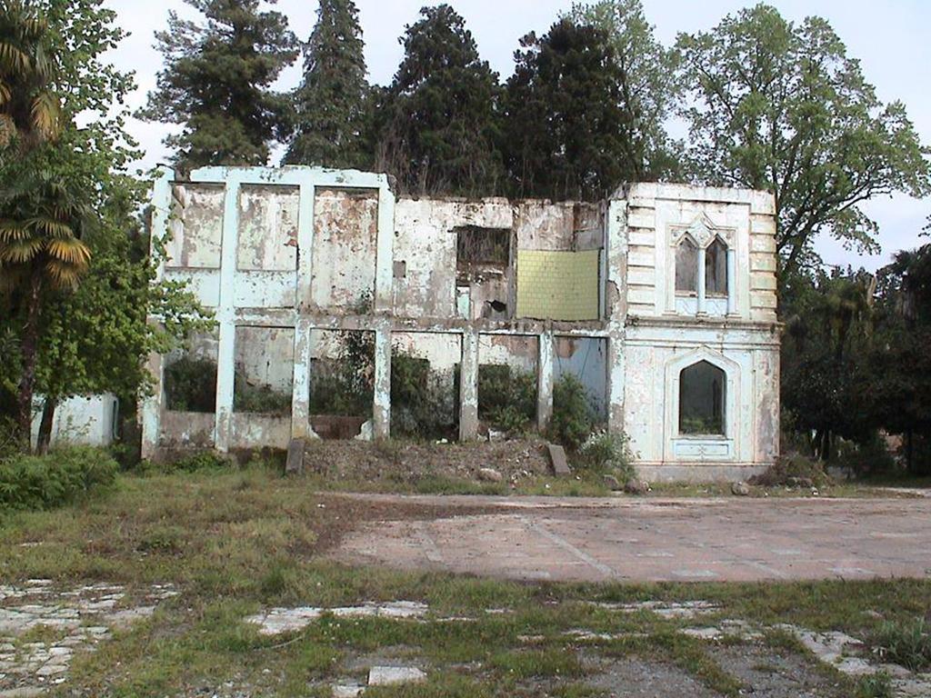 ყოფილი სააგარაკო სახლი (სიბირიაკოვის სახლი)